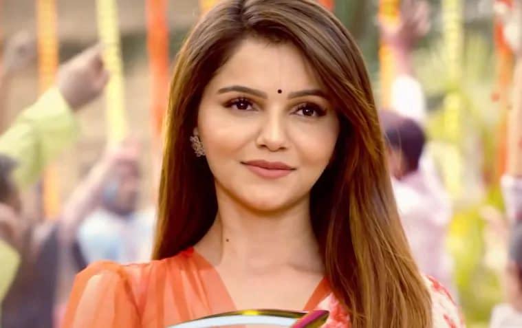 Rubina Dilaik is back for Shakti | A Special Welcome